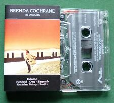 Brenda Cochrane In Dreams inc Crazy & Unchained Melody + Cassette Tape - TESTED
