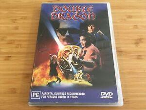 Double-Dragon-1994-DVD-Australian-PAL-Region-4-Free-Postage