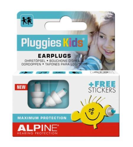 Alpine Pluggies tapones de oídos para niños