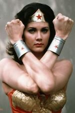 LYNDA CARTER WONDER WOMAN Show 80s /& 90s Posters Teen TV Movie Poster 24X36 K
