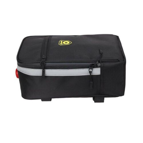 Bicycle Rear Bike Rack Pannier Trunk Tail Bag Cycling Carrier Bag Pouch Storage