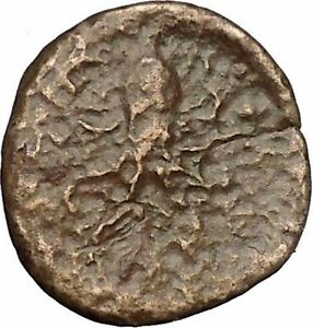 SYRACUSE-in-SICILY-435BC-Nymph-Octopus-Trias-2nd-DEMOCRACY-Greek-Coin-i51849