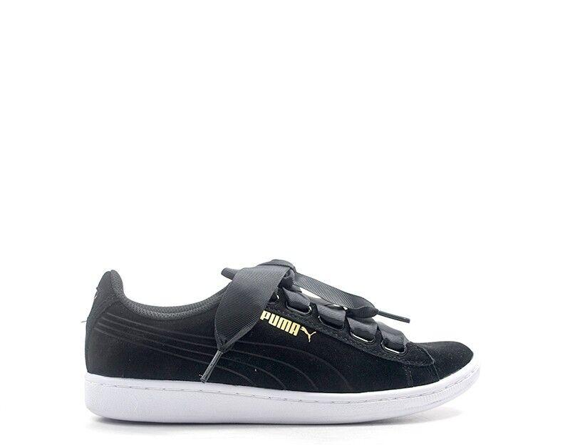 minorista de fitness Zapatos Zapatos Zapatos PUMA mujer zapatillas  negro Pelle naturale 364262-002  precios bajos todos los dias