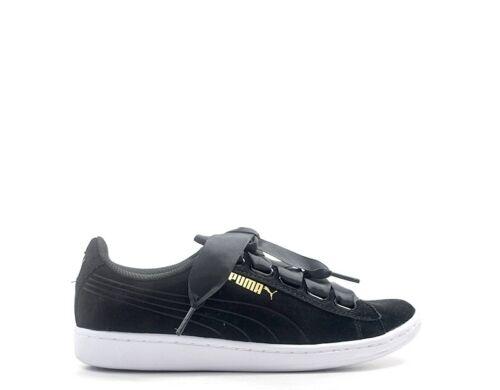 Nero 364262 002 Puma Donna Sneakers Pelle Scarpe Naturale 1wtvYxWq