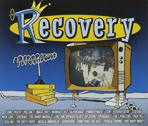 Various Artists - Recovery / Various [New CD] Australia - Import