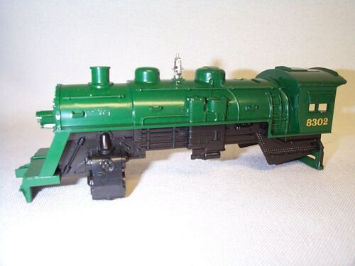 Lionel 8302 Southern GreenBlack wGold Lettering Shell NOS!