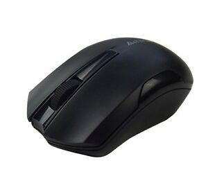 A4Tech-G3-200N-2-4G-Wireless-Brand-New-Original-V-Track-Optic-Scroll-Mouse-Black