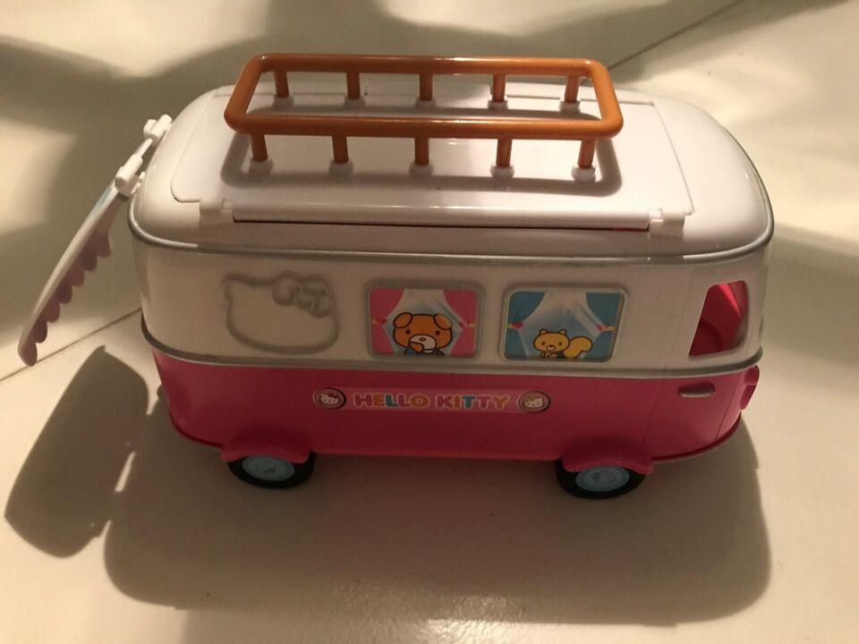 Hello Kitty, Hello Kitty Autocamper