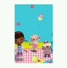 54 X 96 Disney Doc Mcstuffins Childrens Birthday Party Plastic Table Cover