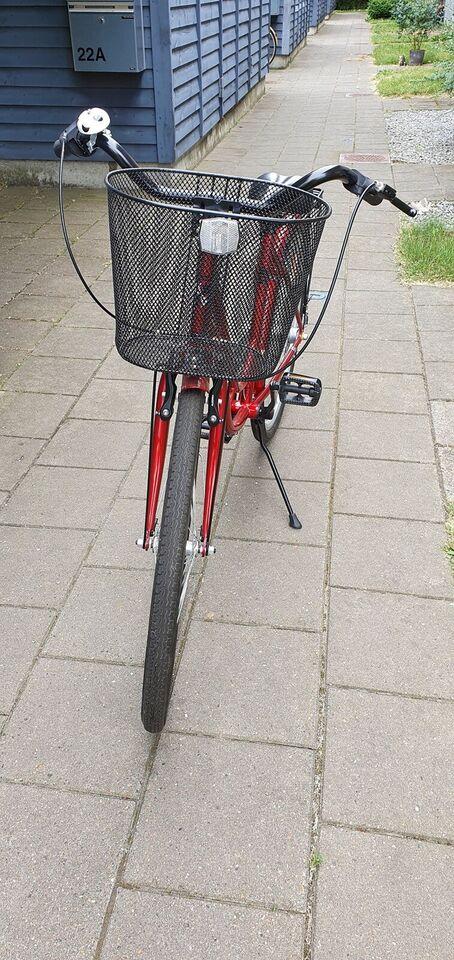 Damecykel, Puch, 3 gear