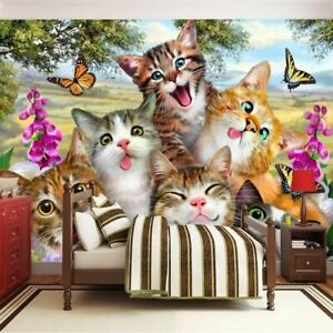 Portrait-Wallpapers-For-Kids-Bedroom-Wall-Decoration-Cute-Design-Wallpaper-Roll