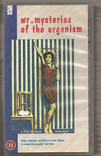 URL MYSTERIES OF THE ORGANISMUS VIDEO SELTEN! VERSIEGELT