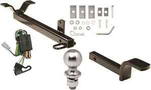 COMPLETE TRAILER HITCH PACKAGE W/ WIRING KIT FOR 2003-2004 ... on