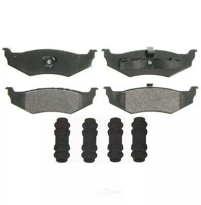 Disc Brake Pad Set-QuickStop Disc Brake Pad Rear Wagner ZD975