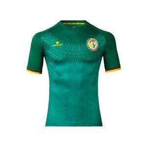 91500b8e0a3 SENEGAL Official Romai Away Football Shirt 2016/17 NEW Jersey M   eBay
