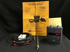 Optoelectronics 1200h Handheld Frequency Counter 12 Ghz