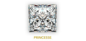 Diamant Princesse 1.00ct - Vs1/e - Superbe !!! 7kvqx0gp-08010115-989804208