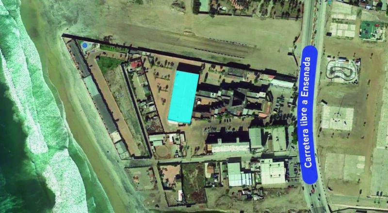 Local comercial renta Playas de Rosarito