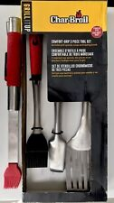 Char-Broil 4 Piece Comfort Grip Tool Set Char Broil 4867710