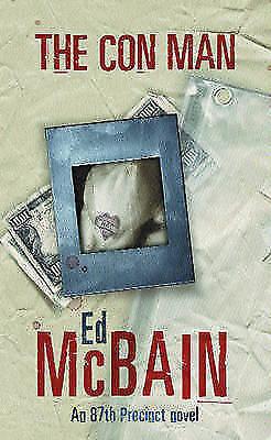 The Con Man, McBain, Ed, Good Book