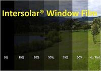2 Ply Window Tint Black Solar Residential Commercial Automotive Intersolar®