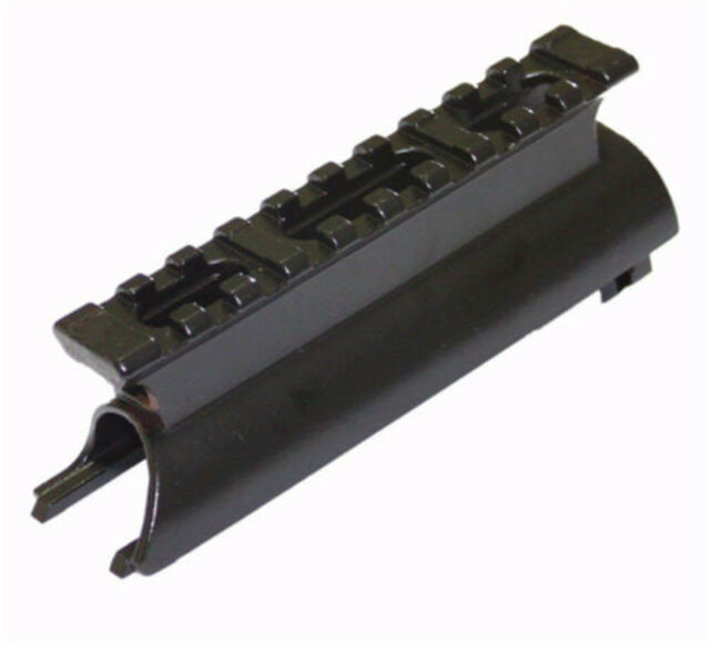 SKS Top Receiver Cover With See-Thru Rail Weaver / Tactical 20MM Scope Mount