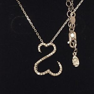 jane seymour open heart 1 10ct diamond 14k white gold. Black Bedroom Furniture Sets. Home Design Ideas