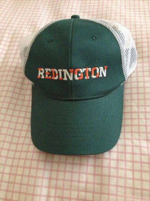 de5a7145def00 Redington Fly Fishing Hat Cap Dark Green Mesh One Size NWOT