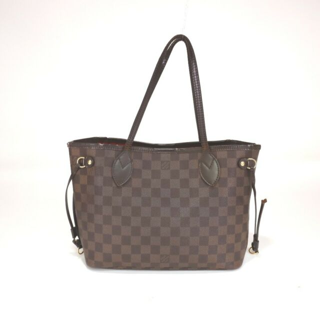 LOUIS VUITTON  Damier Neverfull   N51105 Shoulder Bag