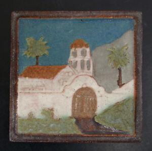 Malibu Matte Mustard Vintage Field Tile California