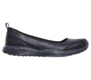 di pelle balletto in Pantofole Skechers Microburst finta 0Pwggxz