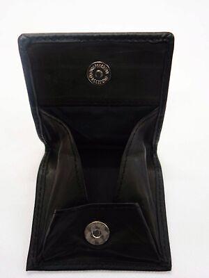 Portafoglio Da Uomo Coin Purse Coin Cambiare Marsupio Vassoio Quadrato Nero Colori Portamonete-mostra Il Titolo Originale Per Spedizioni Veloci