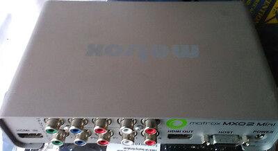 Matrox Mini Max MXO2 Y7375-1200