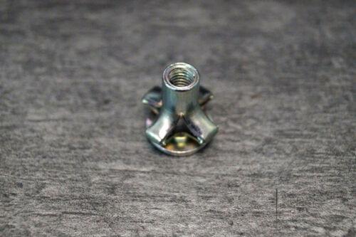 Nietmutter Blindnietmutter Spreiz M8 Stahl 0,5 7,1 mm Spreizmutter verzi 50 St