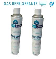 RUBINETTO 420 GR FREEZER FRIGO CONGELATORE 5 BOMBOLA GAS R600A R600 NR