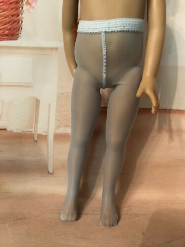 "pantyhose for 13/"" Effner Little Darling Doll Sheer Tights NEW"