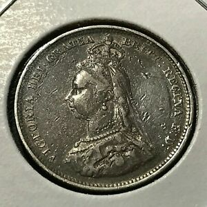 1887-GREAT-BRITAIN-SILVER-SHILLING-BETTER-GRADE