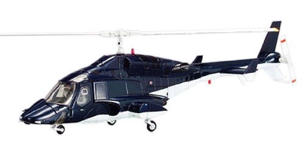 NEW AIRWOLF 1 48 Normal TV Cobalt azul AOSHIMA DIECAST CHOGOKIN F S RARE