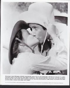 Details about Jim Dale Karen Valentine Hot Lead and Cold Feet 1978 vintage  movie photo 35113