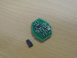EWS-Remote-3-Button-Board-433MHZ-With-CHIP-for-BMW-E46-KEYLESS-KEY-Incl-VAT
