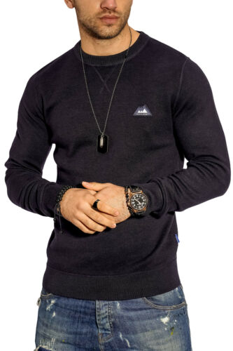 Jack /& Jones Herren Sweatshirt Rundhals Pullover Sweater Langarmshirt Regular