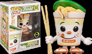 Oodles-Fantastik-Plastik-Funko-Pop-Vinyl-New-in-Mint-Box-Protector