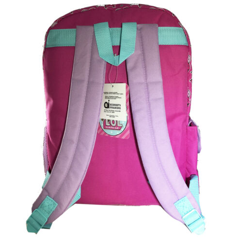 "LOL Surprise Backpack 16/"" Large School Backpack Book Bag"
