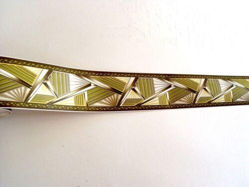 1 Bordüre Bordüre selbstklebend 5,3cmx10m Classical Ray grün F2731059