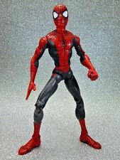 Marvel Legends Figure - 2003 Street Fighting SpiderMan - Toybiz Classics