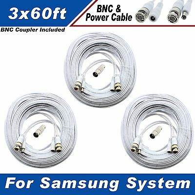 Premium Cable for Samsung SDH-C75100 /& SDH-C75080 1080P HD systems 60ft x 2