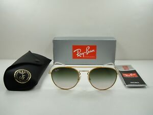 0f4f0ad3595 RAY-BAN SUNGLASSES RB3589 90582C YELLOW   GOLD GREEN GRADIENT LENS ...