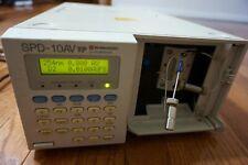 Shimadzu Spd 10av Vp Hplc System Uv Vis Detector Agilent Waters Hp Working Csd