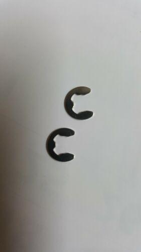 Sicherungsring Welle 5 mm 2 Stück