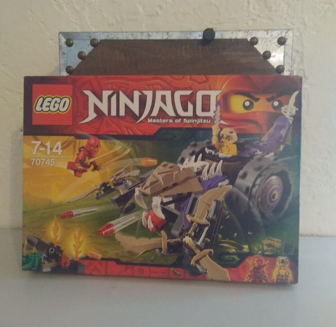 LEGO NINJAGO  70745 Anacondrai Crusher Crusher Crusher NEUF SCELLE 06832b